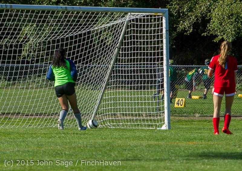 1157 Girls Soccer v Chief-Sealth 090915