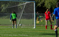 1161 Girls Soccer v Chief-Sealth 090915
