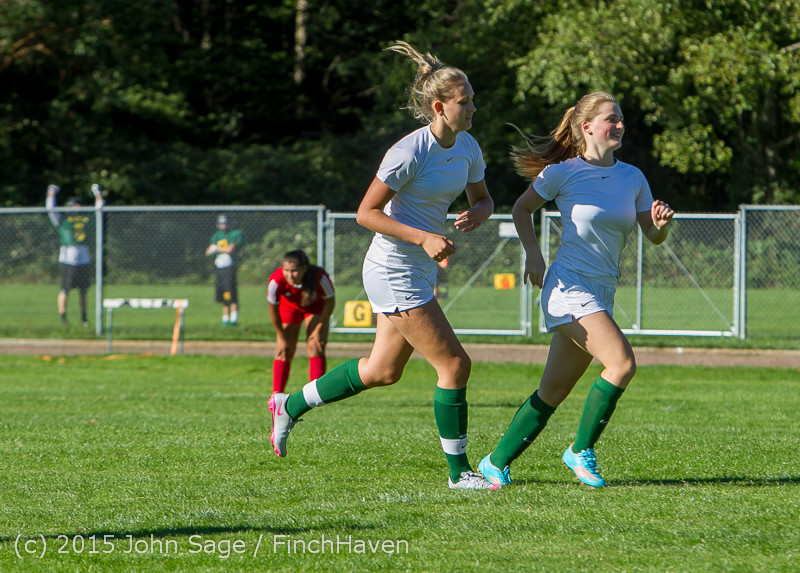 1183 Girls Soccer v Chief-Sealth 090915