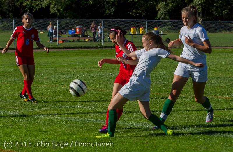 1201 Girls Soccer v Chief-Sealth 090915