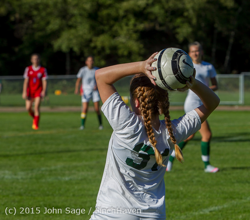 1205 Girls Soccer v Chief-Sealth 090915