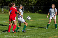 1213 Girls Soccer v Chief-Sealth 090915