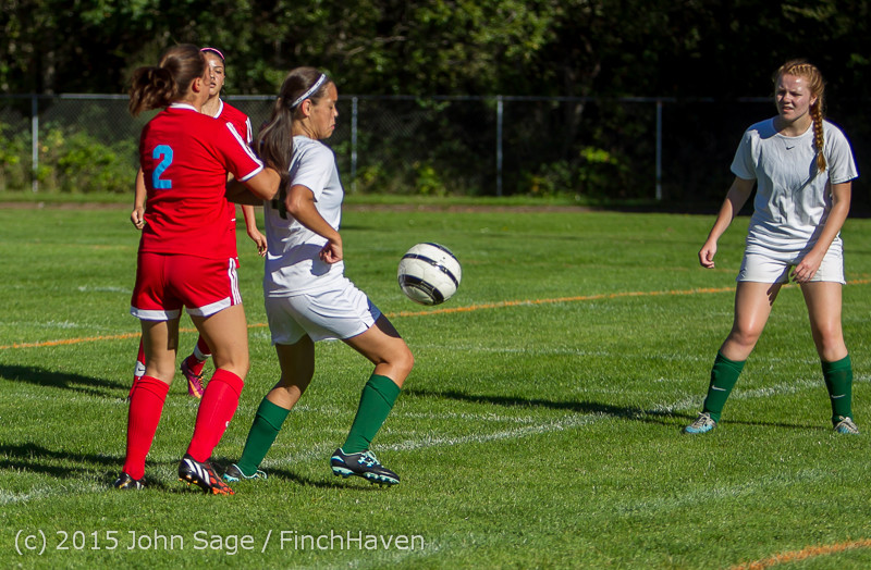 1213 Girls Soccer v Chief-Sealth 090915