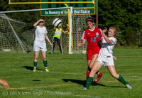 1215 Girls Soccer v Chief-Sealth 090915
