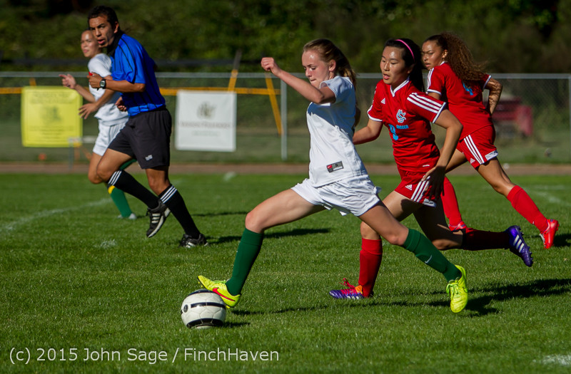 1220 Girls Soccer v Chief-Sealth 090915