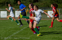 1224 Girls Soccer v Chief-Sealth 090915