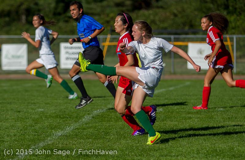 1224 Girls Soccer v Chief-Sealth 090915