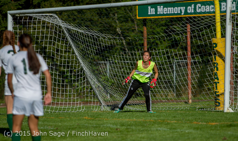 1235 Girls Soccer v Chief-Sealth 090915