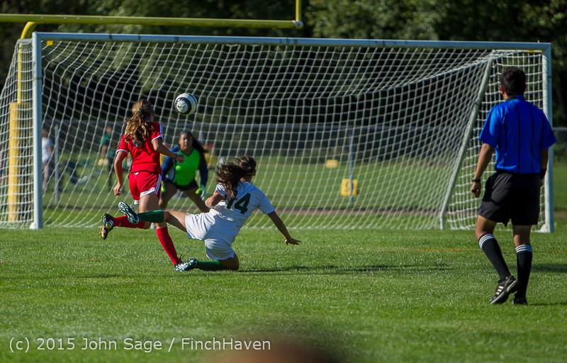 1247 Girls Soccer v Chief-Sealth 090915