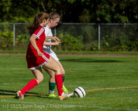1268 Girls Soccer v Chief-Sealth 090915
