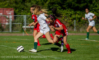 1283 Girls Soccer v Chief-Sealth 090915