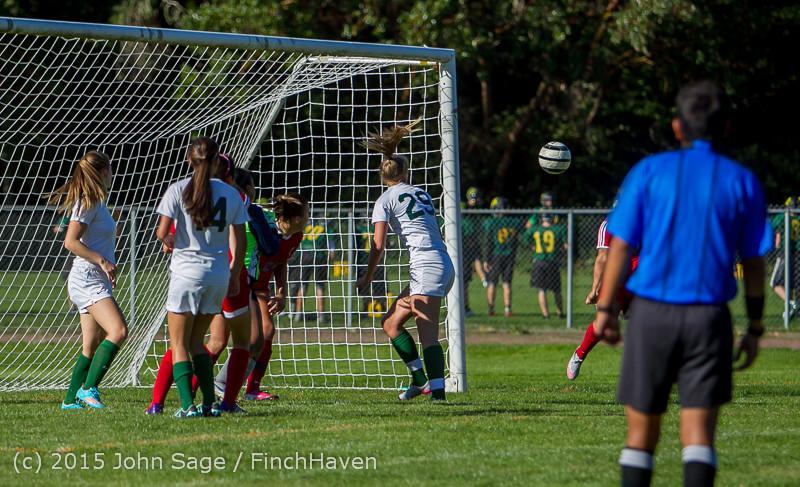 1309 Girls Soccer v Chief-Sealth 090915