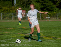 1316 Girls Soccer v Chief-Sealth 090915