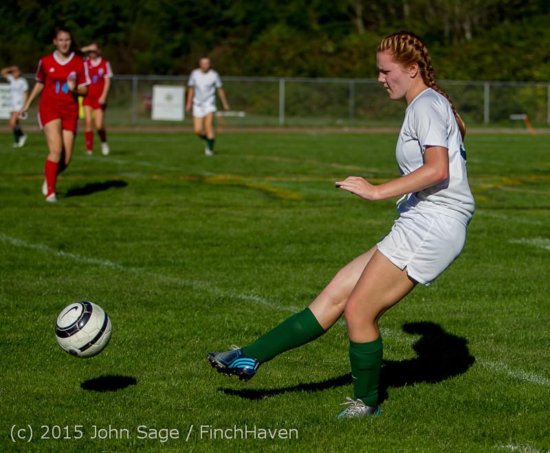 1320 Girls Soccer v Chief-Sealth 090915