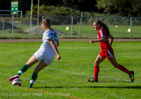 1331 Girls Soccer v Chief-Sealth 090915
