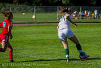 1337 Girls Soccer v Chief-Sealth 090915
