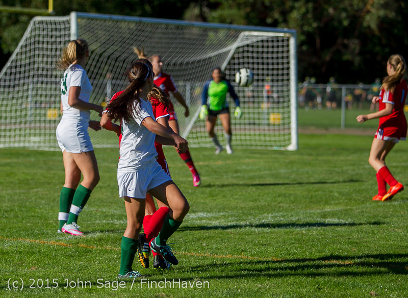 1357 Girls Soccer v Chief-Sealth 090915