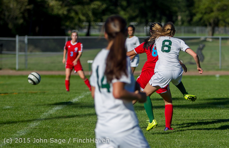 1370 Girls Soccer v Chief-Sealth 090915