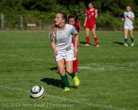 1375 Girls Soccer v Chief-Sealth 090915