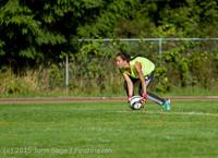 1401 Girls Soccer v Chief-Sealth 090915