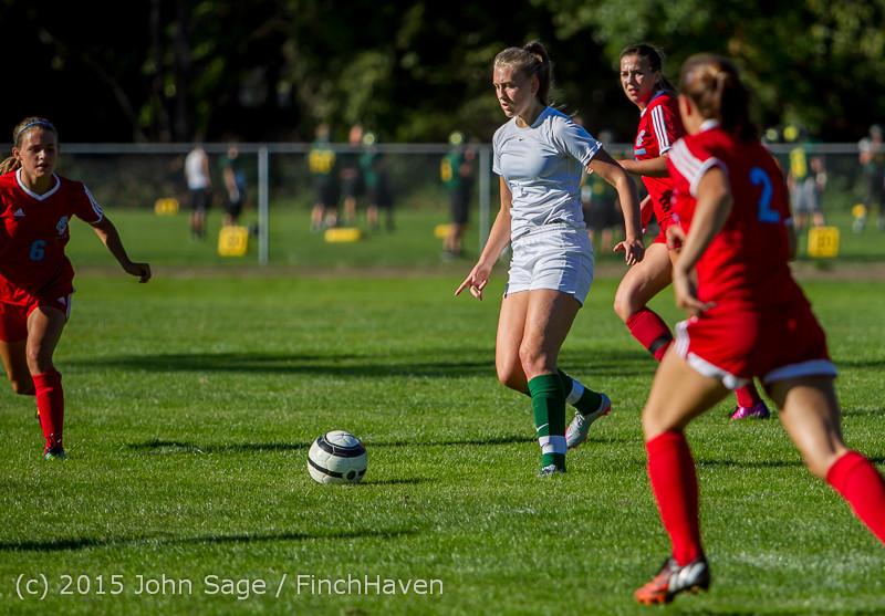 1426 Girls Soccer v Chief-Sealth 090915