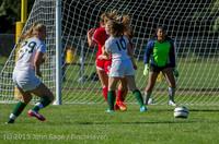1454 Girls Soccer v Chief-Sealth 090915