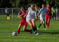 1465 Girls Soccer v Chief-Sealth 090915