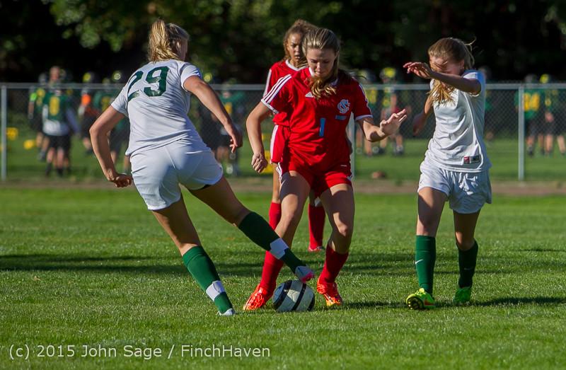 1467 Girls Soccer v Chief-Sealth 090915