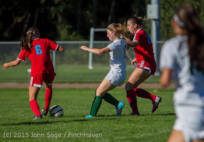 1475 Girls Soccer v Chief-Sealth 090915