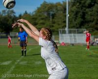 1488 Girls Soccer v Chief-Sealth 090915