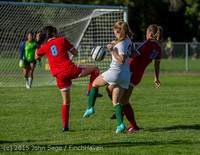 1496 Girls Soccer v Chief-Sealth 090915