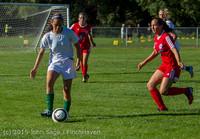 1527 Girls Soccer v Chief-Sealth 090915