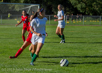 1531 Girls Soccer v Chief-Sealth 090915