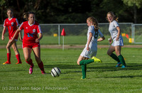 1533 Girls Soccer v Chief-Sealth 090915