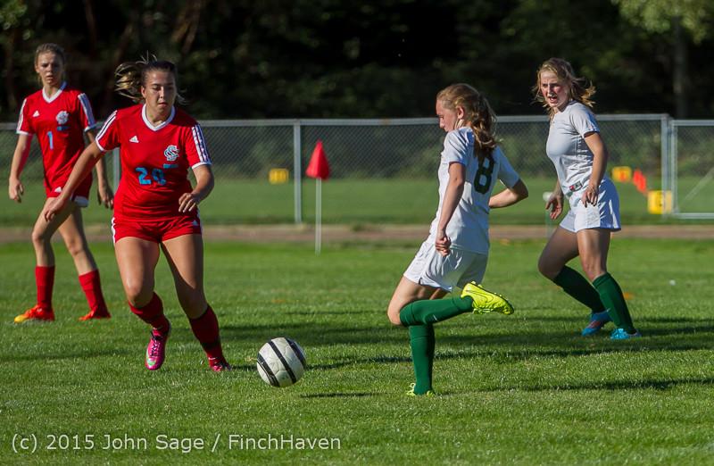1533 Girls Soccer v Chief-Sealth 090915