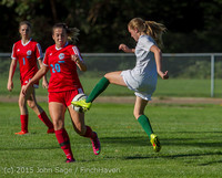 1535 Girls Soccer v Chief-Sealth 090915
