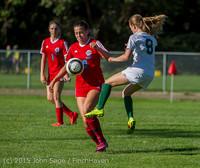 1536 Girls Soccer v Chief-Sealth 090915