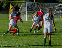 1545 Girls Soccer v Chief-Sealth 090915