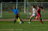 1566 Girls Soccer v Chief-Sealth 090915
