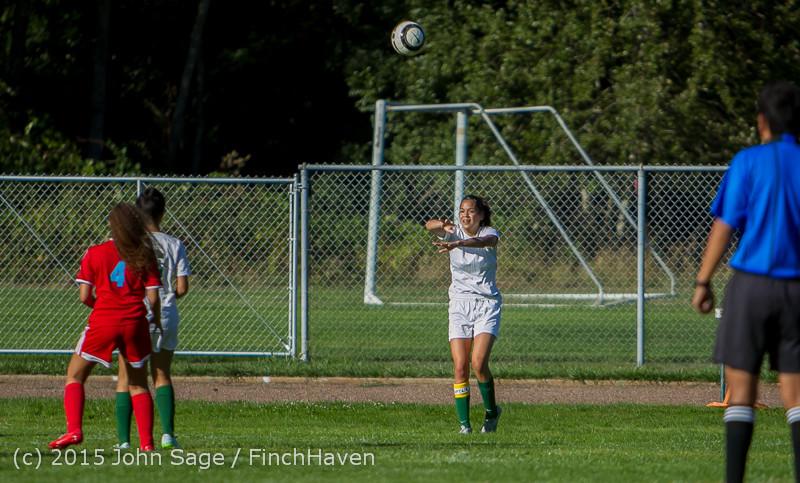 1576 Girls Soccer v Chief-Sealth 090915