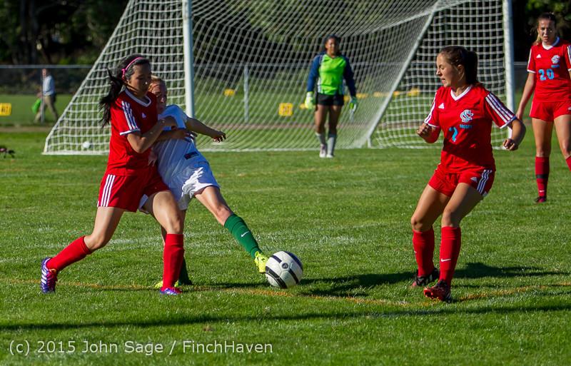 1604 Girls Soccer v Chief-Sealth 090915