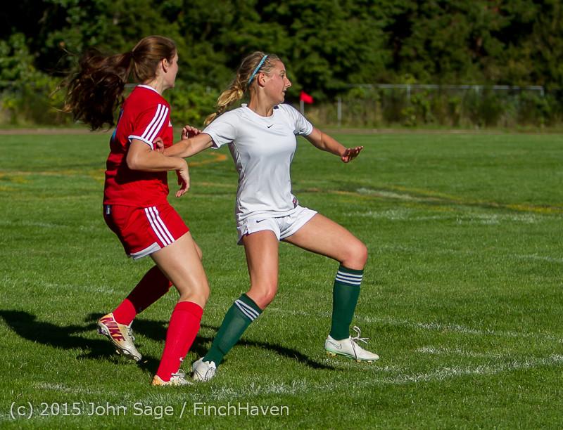 1621 Girls Soccer v Chief-Sealth 090915