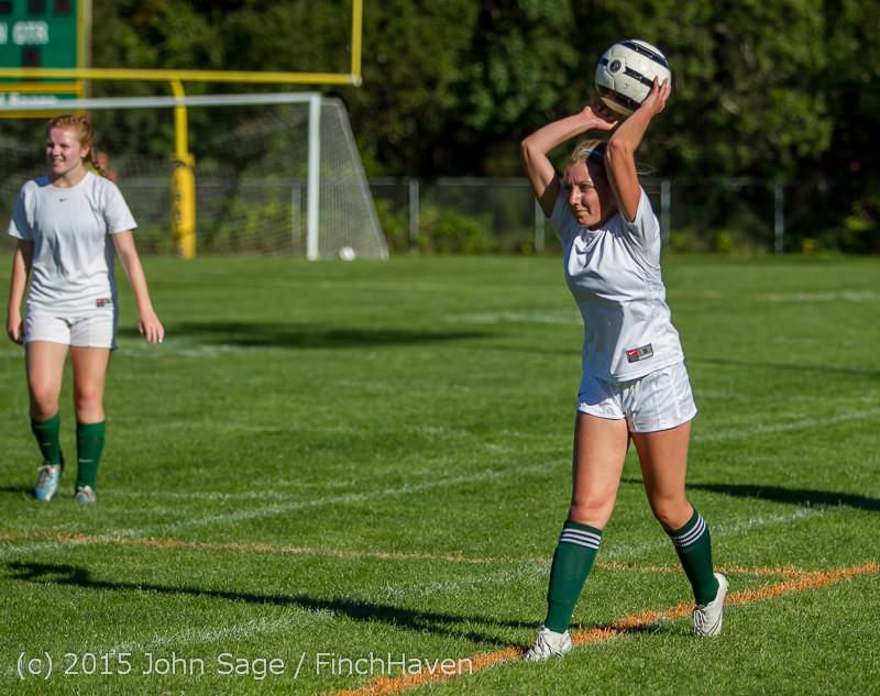 1624 Girls Soccer v Chief-Sealth 090915