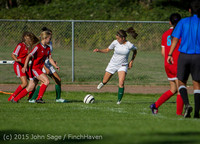 1648 Girls Soccer v Chief-Sealth 090915