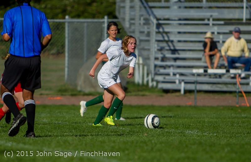 1656 Girls Soccer v Chief-Sealth 090915