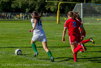 1675 Girls Soccer v Chief-Sealth 090915