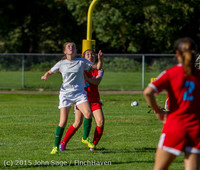 1690 Girls Soccer v Chief-Sealth 090915