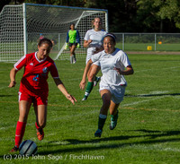 1726 Girls Soccer v Chief-Sealth 090915