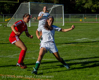 1727 Girls Soccer v Chief-Sealth 090915