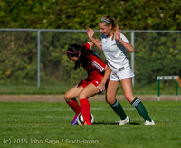 1732 Girls Soccer v Chief-Sealth 090915